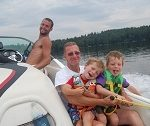 Family Boat Ride